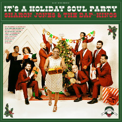 Sharon Jones and The Dapkings - It's A Holiday Soul Party_featured