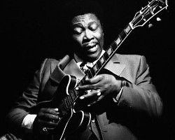 A Tribute to B.B King