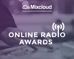 Mixcloud Online Radio Awards
