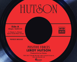 Leroy Hutson - Positive Forces