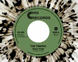 The Traffic - SuperFreak