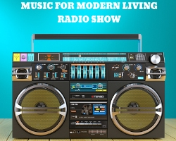 Music For Modern Living Radio Show | blueingreenradio.com | 14.09.17