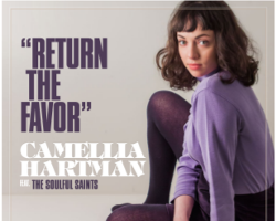 Camellia Hartman - Return the Favor