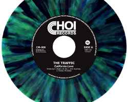 The Traffic - California Love / No Through Road