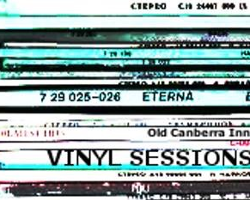 The Vinyl Sessions - Old Canberra Inn - DJ Nigel Gentry