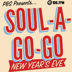 Soul A-Go-Go New Years Eve 2018