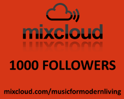 1000 Followers on Mixcloud