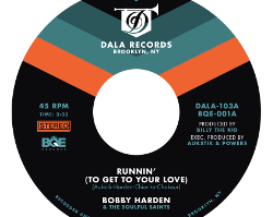 Bobby Harden & The Soulful Saints - Runnin
