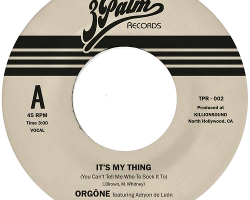 Orgone - It's My Thing