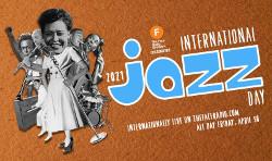 International Jazz Day on The Face Radio 2021